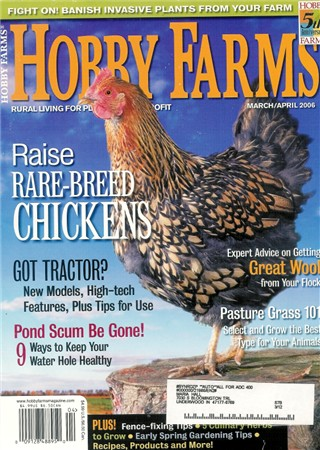Merveilleux Please Keep Your Issues Of Hobby Farms Magazines Along With Backyard  Poultry Magazine Issues. . They Have A Lot Of Useful Poultry Articles.
